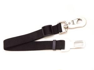 Pet Safety Seatbelt Clip Adjustable Strap for Car Vehicle Auto Travel One Size Fits Most