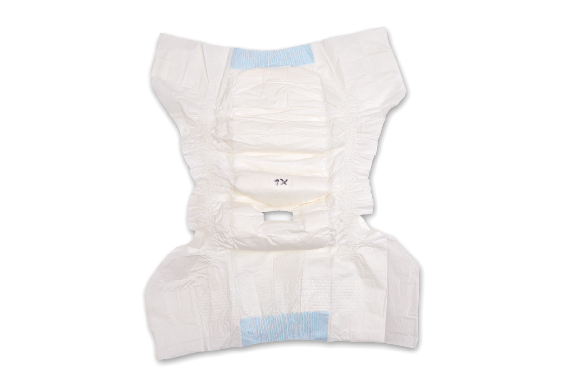 Disposable Diapers For Dogs - Case of 120