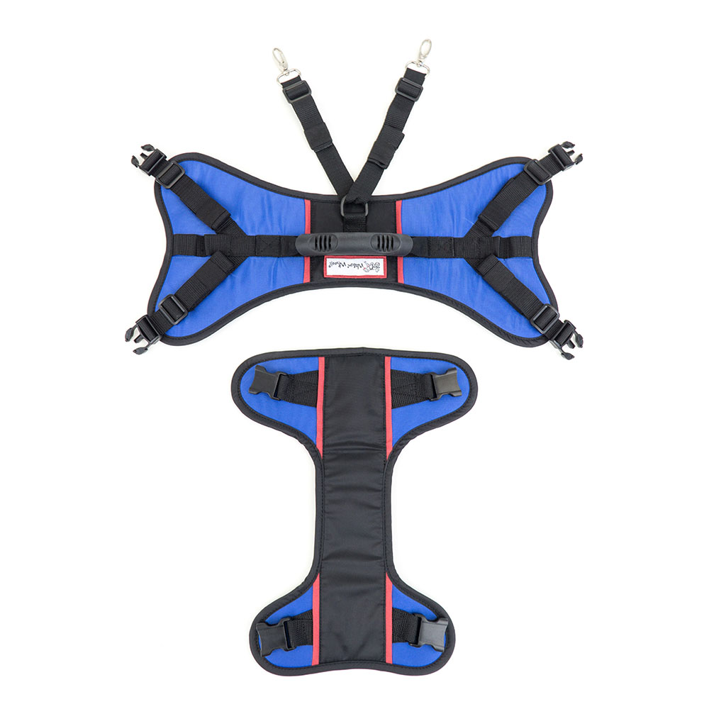 Walkin' Lift Combo Front Mobility Harness Small