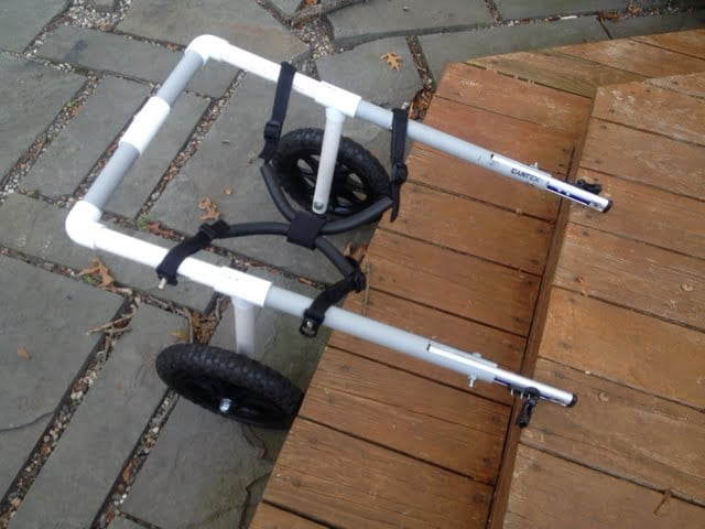 Diy Dog Wheelchairs Diy Cat Wheelchairs Handicapped Pets
