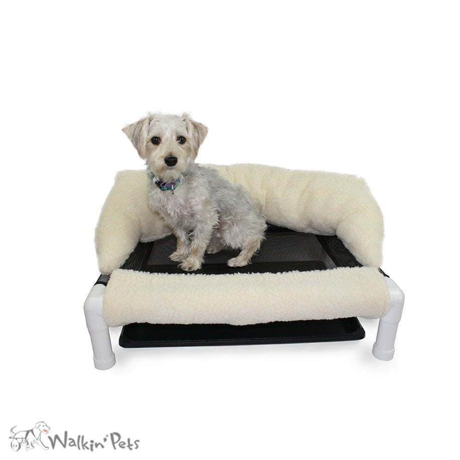 Dog Incontinence Sleepee Time Bed Mesh Dog Bed