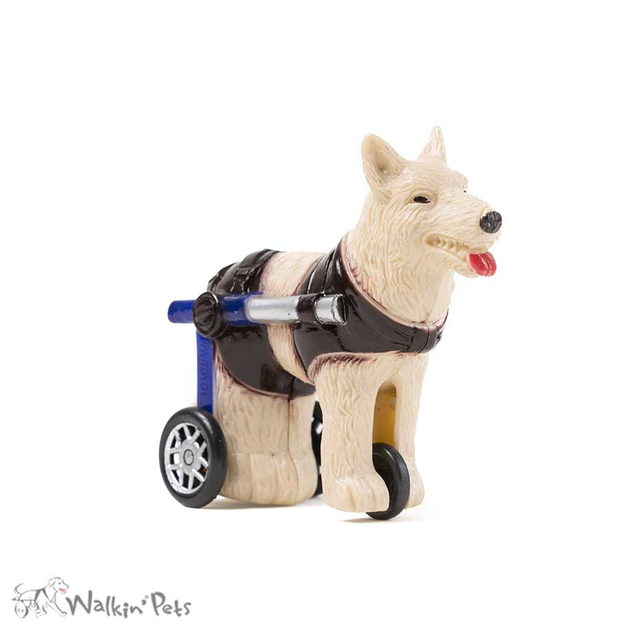 wind up dog toy walkin wheels wheelchair toy walkin wheels