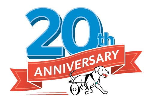 20th Anniversary Walkin' Pets